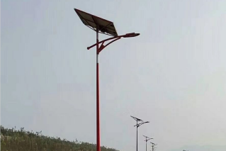 Advantages of the solar street lights